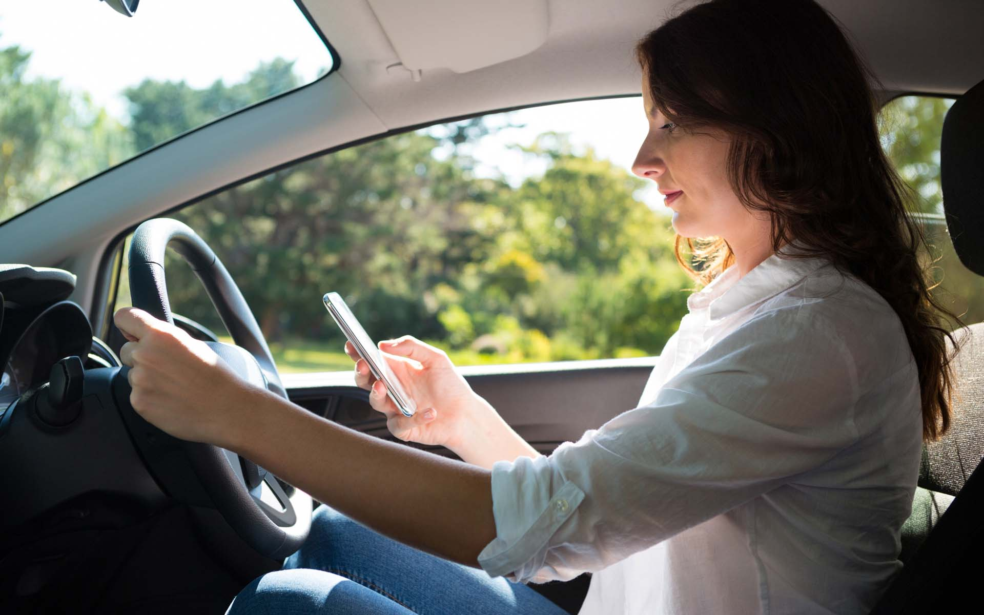 Blog - Students and distracted driving