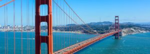 Header - Golden Gate Bridge Sunny Day